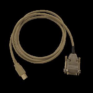 Cables de datos y configuración