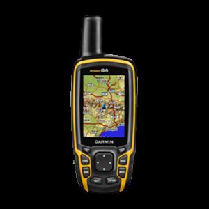 GPS excursionismo y GIS