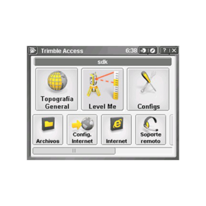 Trimble Access SDK