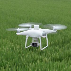 Dron DJI P4 Multispectral